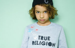 Lookbook True Religion - kids retoucher